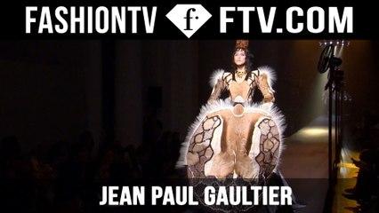 Jean Paul Gaultier After-Show pt. 2 | Paris Haute Couture Fall/Winter 2015/16 | FashionTV