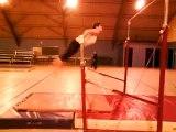 Gymnastique Barre 5eme degré