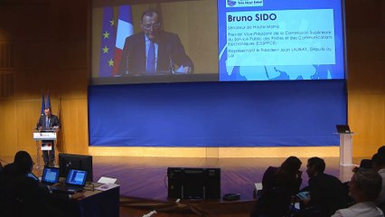Conférence Plan FRANCE THD 2015 - Intervention B.SIDO-CSSPPCE