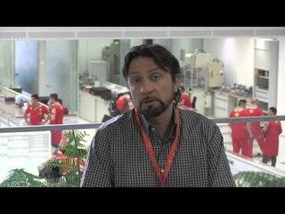 Ferrari: Anteprima del GP Ungheria 2015 con Alberto Antonini