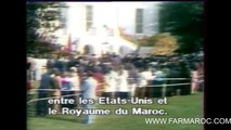 Hassan II parle anglais - Hassan II speaks english