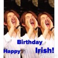 Irish Nam Birthday