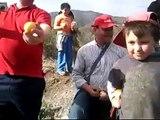 Jose Olivare Salinas - Recomiendo Pan Amasado en Los Andes con la Tia Chipi y el Tio José Luis