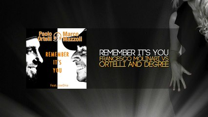 Paolo Ortelli & Marco Mazzoli - Remember it's you (Francesco Molinari VS Ortelli and Degree)
