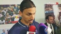 Fiorentina-PSG : Ibrahimovic, «On a fait du bon boulot»
