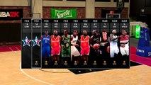 NBA 2K15 [PS4] #004 - All-Star Weekend - Slam Dunk Contest - Voll abgekackt - Let´s Play NBA 2K15