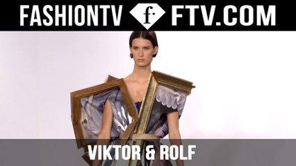 Viktor & Rolf Designer's Inspiration | Paris Haute Couture Fall/Winter 2015/16 | FashionTV