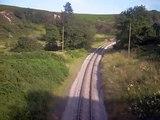 North Yorkshire Moors Railway - A4 Pacific 60007 Sir Nigel Gresley On the NYMR