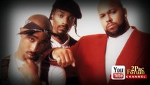 Natasha Walker About: 2Pac Didn't Like Death Row & 2pac Acting Different at Death Row