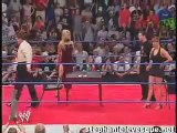 WWE Vince McMahon and Zack Gowen Contract Signing