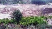 Torrential rains have Destruction in devastation Zhob