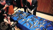 Rapper Brags About Guns, Leads To Biggest Seizure In NYC History