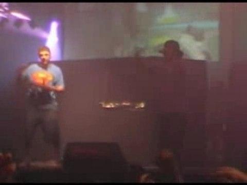 PUPPETMASTAZ feat. maniacx live Garorock