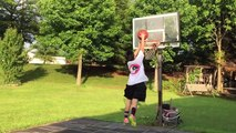 Basketball Montage (Dunks, Jumpshots, Crossovers)