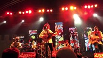 Aziz Sahmaoui - Festival @ Essaouira festival Gnaoua 2015 - Live