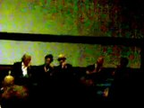 Maccio Capatonda , Ivo Avido , Rupert Sciamenna e Herbert Ballerina al Roma Fiction Festival