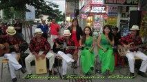 CHILLY CHA CHA-MICHICO LATINO- PRICE TAG-Ban nhạc Flamenco Tumbadora Biểu diễn tại Phố Đi Bộ Nguyễn Huệ Sài Gòn