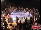 JAPW Fallout Street Fight Teddy Hart Vs Trent Acid
