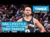 NBA Lifestyle - Tony Parker of the San Antonio Spurs