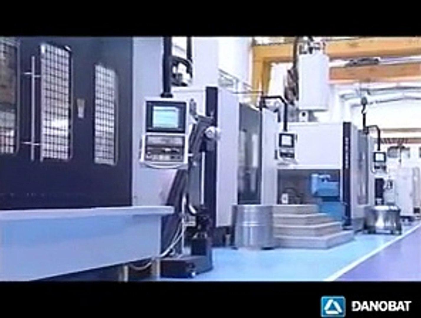 DANOBAT Turning technology