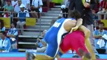 wrestling freestyle  Olympic  2008   60 kg (lutte libre)