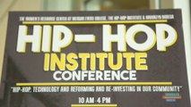 Hip-Hop Institute Conference - Brooklyn Hip Hop Festival 2015 Part 1