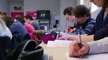 Reportage sur la classe prépa du Lycée Watteau Prepa