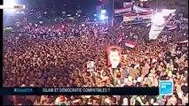 Tariq Ramadan VS Mohamed Sifaoui. Islam et démocratie sont-ils compatibles ? FR 24 Débat 1/2
