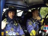 (HD)Onboard Petter Solberg Subaru Impreza WRC Finland Rally 2004 - Ouninpohja p1
