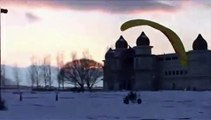 Flat Top Paramotor Powered Skydiving PPG S-Trike Perfect