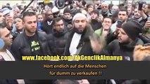 Ein Moslem spricht in Paris, jedoch wird es NICHT veröffentlicht I BITTE TEILEN