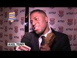 Axel Tony surpris par son TRACE Urban Music Awards 2013