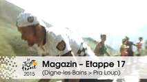 Magazin - Bernard Thévenet - Etappe 17 (Digne-les-Bains > Pra Loup) - Tour de France 2015