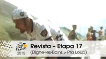 Revista - Bernard Thévenet - Etapa 17 (Digne-les-Bains > Pra Loup) - Tour de France 2015