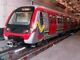sistemas de trasporte masivo de Venezuela tren metro