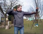 traditionell Bogenschießen/ traditionell archery