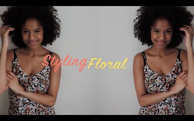 Styling Floral | 10 Ways