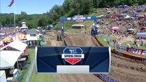 Pro Motocross 2015 La Crescent Wine & Spirit Spring Creek National Race Highlights