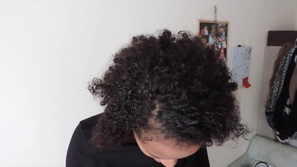 Refreshing My Wash & Go | Natural Hair
