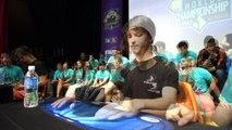 Feliks Zemdegs - Rubik's Cube World Champion 2015