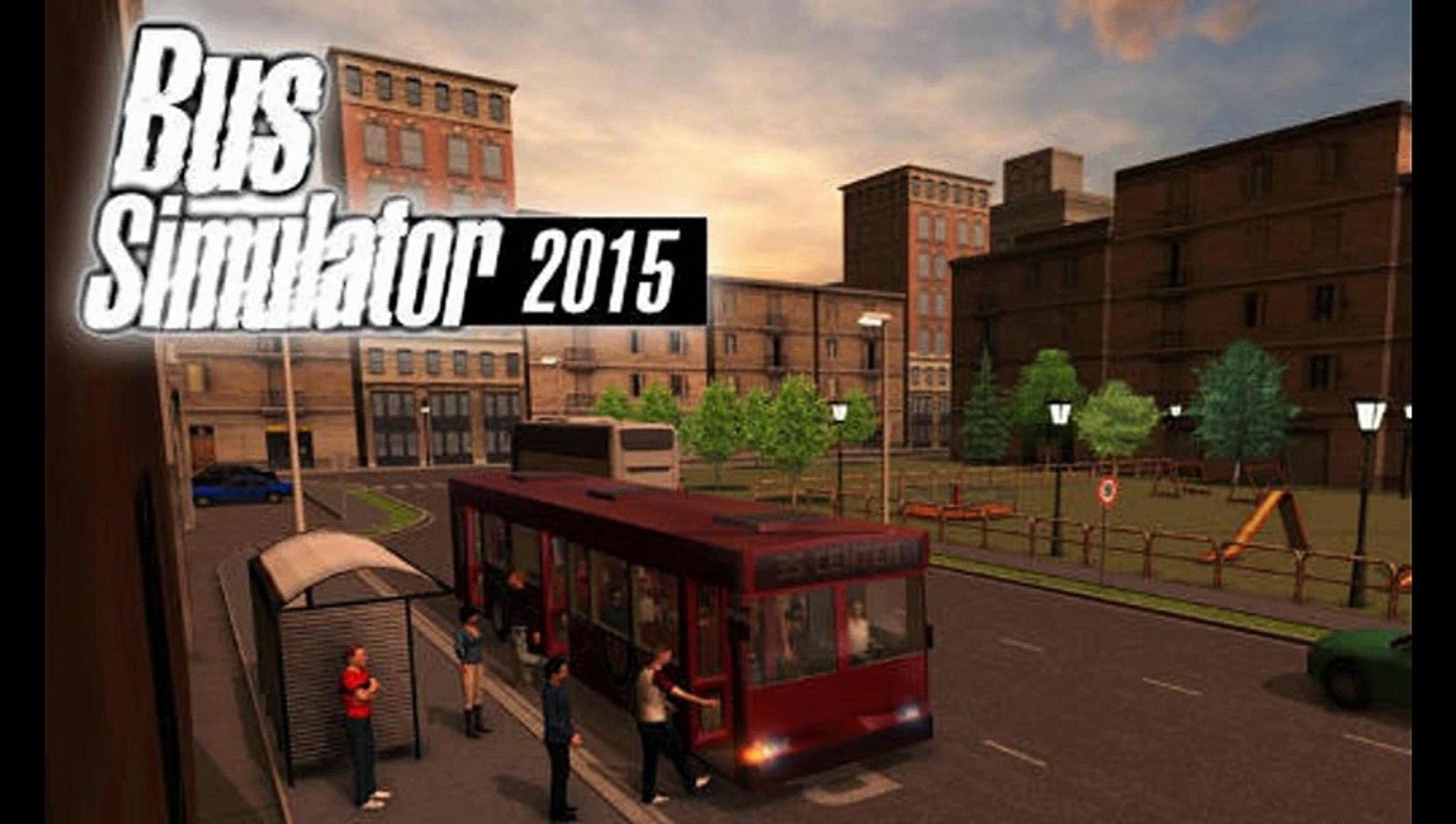 Bus Simulator 2015 v1 8 1 Mod Apk (Unlocked)