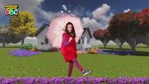Rain Rain Go Away | Animated Rhymes For Kids | Cartoon Songs | Nursery Rhymes ABC