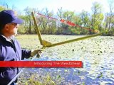 100% Satisfaction Guaranteed! Y Shaped Cutter, Cutting Pond Weeds & Lake Weeds