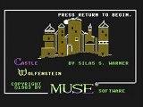 Castle Wolfenstein Commodore 64 C64 Longplay