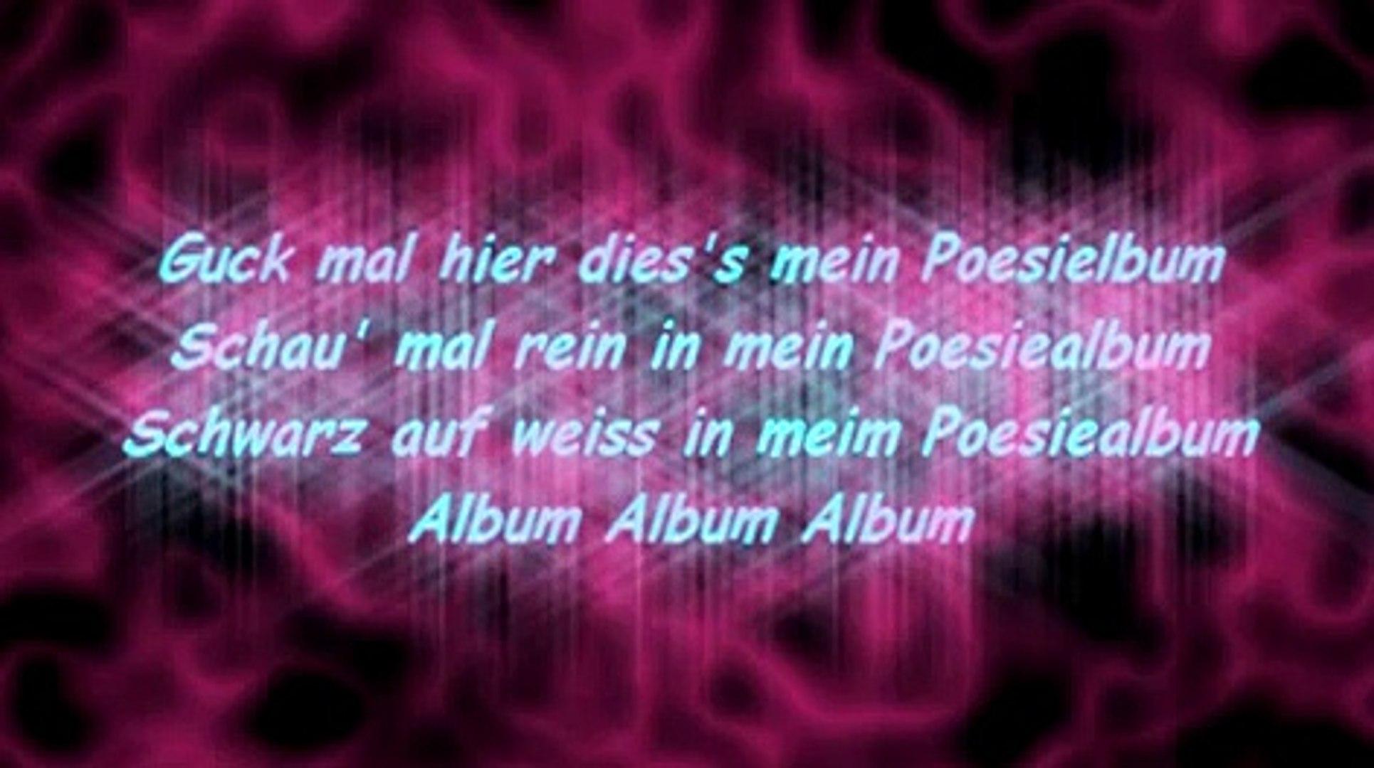Samy Deluxe Poesiealbum Lyrics