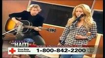 Shakira- Sólo le pido a Dios // Unidos por Haití