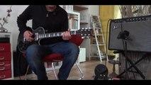 1993 Gibson Les Paul Studio Ebony, blues licks