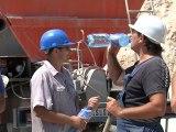 Tropski talas na kriveljskom kopu, 22  jul 2015  (RTV Bor)