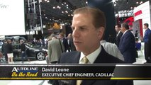 Advanced Materials Make 2016 Cadillac CT6 an Innovation Powerhouse - New York Auto Show 2015