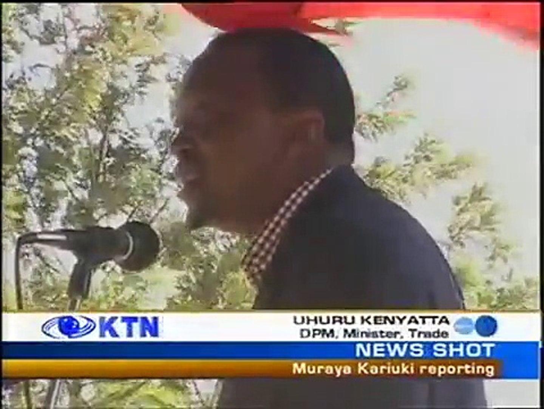 News Shot - Kenya Political Satire KTN 150808